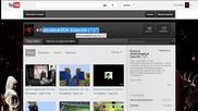 Giveaway Minecraft Premium Account Записвайте Се !!!