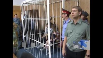 Pussy Riot се страхуват от физическа саморазправа в затвора