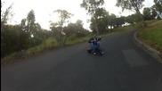 Дрифт с триколки ( Chillin & Drift Triking )