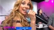 Rada Manojlovic - Mesaj mala - (LIVE) - Ispuni mi zelju - (TV Nasa 27.01.2016.)