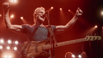 Sting - Live At The Olympia Paris (Оfficial video)