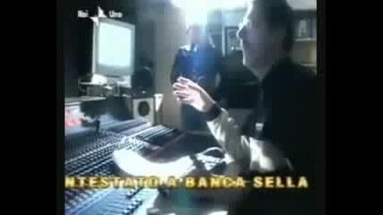 The Juventus Team is Singing Il Mio Canto Libero - Lucio Battisti