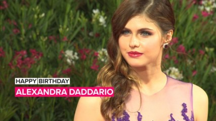 How Alexandra Daddario really feels about surviving a natural disaster
