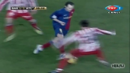 Andres Iniesta - Dribble Magician