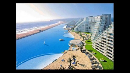 Най - големия басейн в света