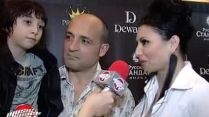 Софи Маринова - Дадох цялата си любов на България