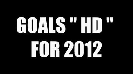 """[pes 2012] Top 12 Goals """"2012"""" Hd! P.2"""
