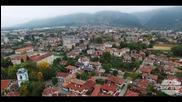 Полет над Карлово - градът на Апостола...