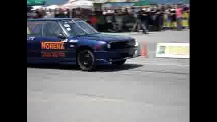 Bmw 335 Vs. Vw Corrado