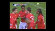 Man Utd - Everton 2 - 1 (Ronaldo)