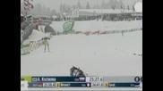 Анастасия Кузмина спечели спринта в Хохфилцен
