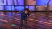 6 годишно момче танцува невероятно