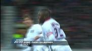Футбол: Анже – Пари Сен Жермен на 1 декември по Diema Sport 2