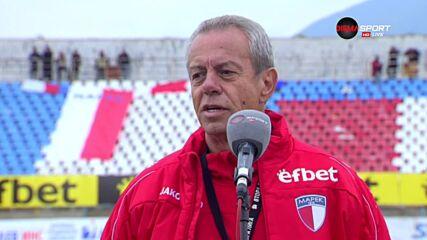 Треньорът на Марек: Имаше много заряд, Левски е голямо име – Отбора на народа