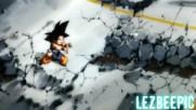 Gokus Rage When Android 8 Dies - Dubstep amv Remix