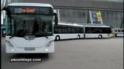 Най-дългия автобус в света