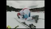 Дидие Кюш е носител на световната купа в спускането