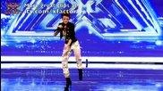 16 годишно момиче изуми публиката и журито в X-factor Великобритания