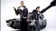 Бг Превод ~ Gd & Top - Knock Out [ Full Hd Mv ]