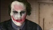 The Dark Knight- Joker Interrogation Scene Spoof
