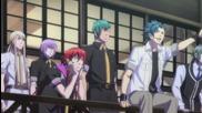Kamigami no Asobi Episode 3 Bg sub