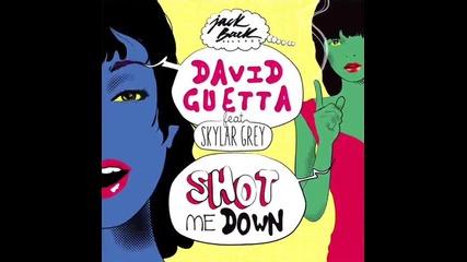 ! David Guetta ft. Skylar Grey - Shot Me Down (extended)