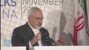Iran's Zarif Calls for Peace Talks Over Yemen