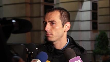 Георги Илиев: Факт е, че трети мач нямаме отбелязан гол