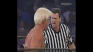 No Mercy 2002 - Ric Flair Vs. Rvd