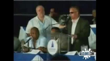 Tyson Craziest Moments