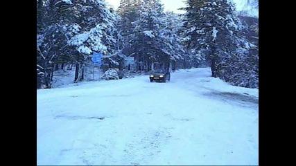 lada samara snow fun