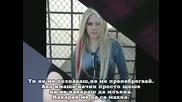 Avril Lavigne - Unwanted [bg Subs]