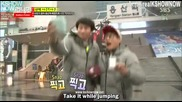 [ Eng Subs ] Running Man - Ep. 183 (with Uhm Jung Hwa, Moon So Ri and Jo Min Soo) - 1/2