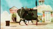 Кутията на Пандора - Анимация