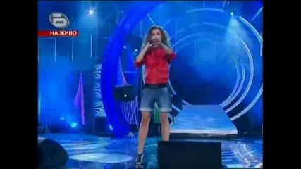Александра - Music Idol 3 (02.06.09)
