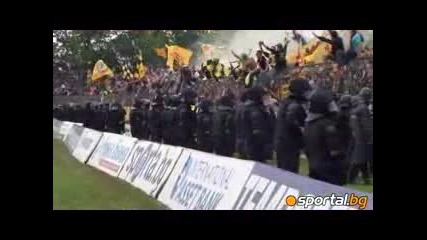 Полицейски кордон за Ботев