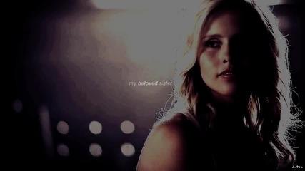 The Originals ● Klaus & Rebekah
