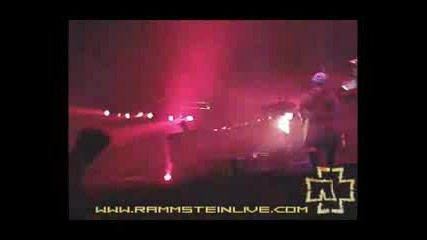 Rammstein Live Stockholm 2004