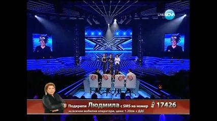 Людмила Йовчева - Live концерт - 31.10.2013 г.