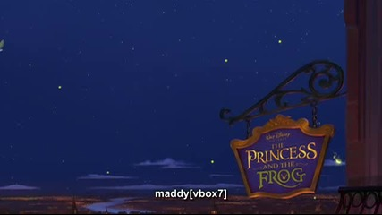 Princess And The Frog Official Trailer (Високо Качество)