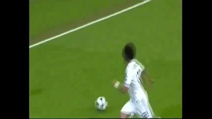 Реал (мадрид) - Лион 3:0 All goals Highlights 16/03/11 Ucl 1/8