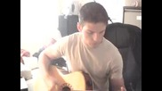 Kris Moyse - Aint No Sunshine (acoustic cover)