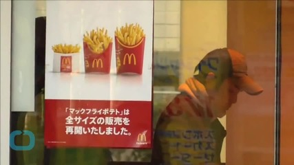 McDonald's Will Toast Its Buns For Five More Seconds
