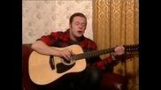 Борис Гребенщиков 1993,киев,программа Решето,ирландская песня