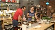 Крем супа от краставици - Бон Апети (15.07.2015)