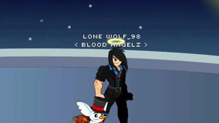 Aqw - Lone Wolf_98 items