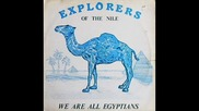 explorers of the nile--we are all egyptians-1988