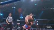 Samoa Joe - Snap Scoop Powerslam