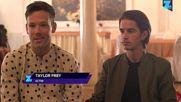Тейлър Фрей и Джоузеф Харо ще играят гей двойка във филм