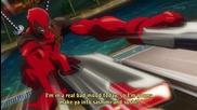 Marvel Disk Wars_ The Avengers - 27
